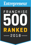 CertaPro Painters is ranked #306 in the Entrepreneur Franchise 500!
