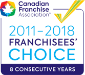 CertaPro Painters featured in CFA 2011-2018 Choice from 8 consecutive years