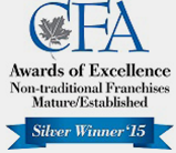 CertaPro Painters Winner of CFA Awards Of Excellence