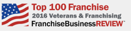 CertaPro Painters Ranked Top 100 Franchise According to Franchise Business Review